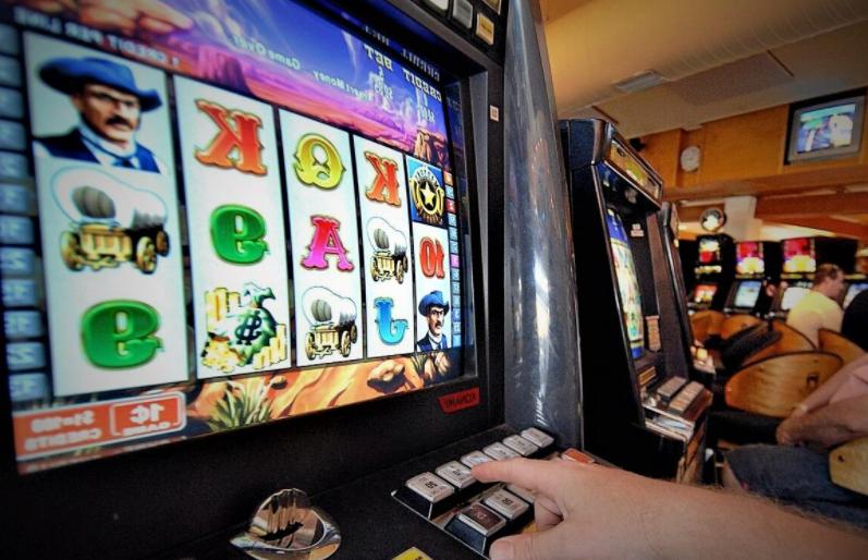 Jenis Jenis Permainan Game Mesin Slot Online