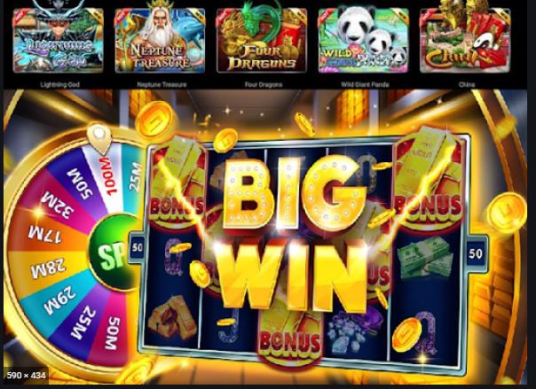 Dengan Bermain Slot Bisa Menang Banyak jackpot