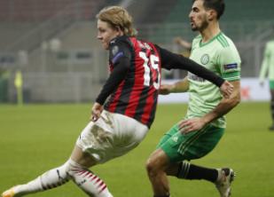Milan Balikkan Skor Lawan Celtic